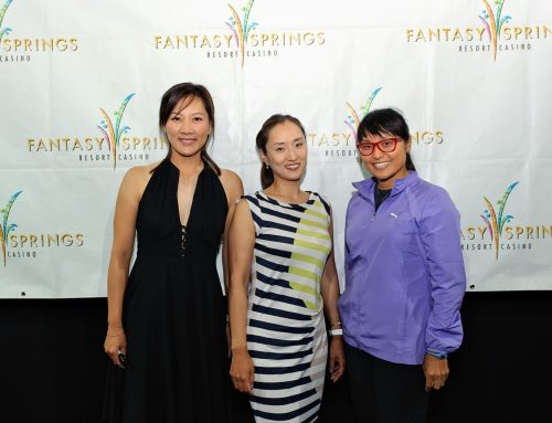 2011 LPGA Super Stars Meet and Greet at Fantasy Springs